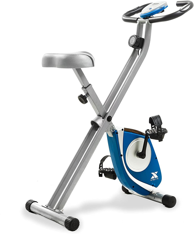 3.XTERRA Fitness FB150 Folding Exercise Bike