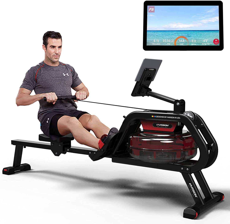 HARISON-Water-Rowing-Machines